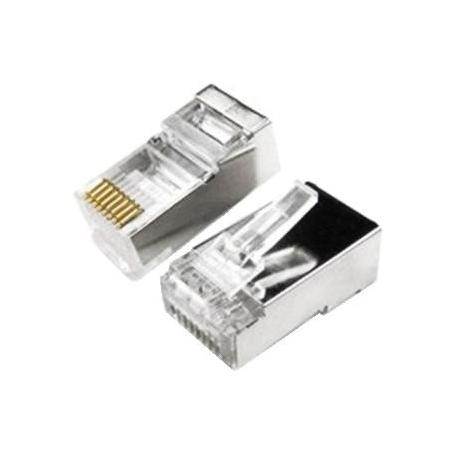 Conectores Clip RJ45 Blindado
