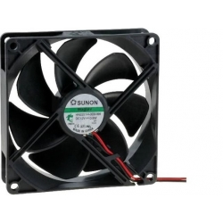 Ventilador 12v 92x92x25mm 17DB HA9225