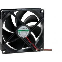 Ventilador refrigeración 12v. 92x92x25mm 17DB