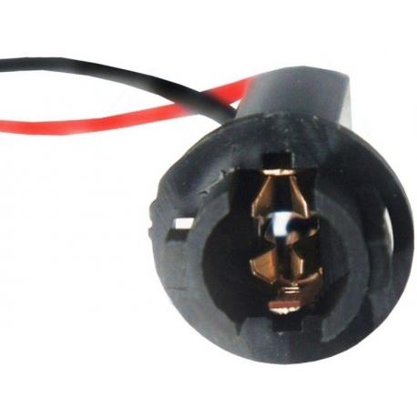 Bases para Lámparas T10 con cable