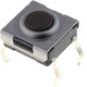 Tact Switch de 6.2x6.3x3.1mm marron
