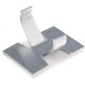 Soportes Adhesivos Aluminio para Cables
