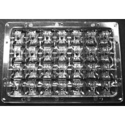 Lente Multi-Led para 28 Led CREE-XRC/E o Lumileds