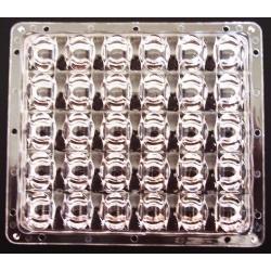 Lente Multi-Led para 30 Led CREE-XRC/E o Lumileds