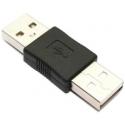 Adaptador USB-A Macho-Macho