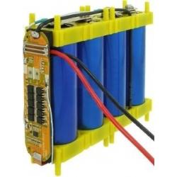 """Portapilas-Baterías """"LifePo"""" 10A"""