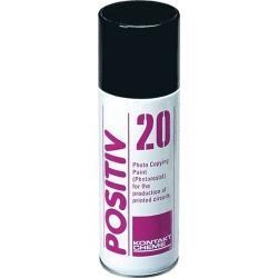 Barniz Fotosensible Spray para Positivado de Pcb
