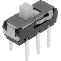 Micro interruptor deslizante Recto 2235 2C-3 posiciones