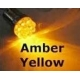 Bombillas LED G18 12v Ambar