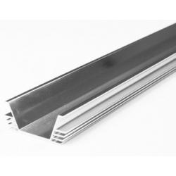 Perfil Disipador Térmico 55x23mm de Aletas