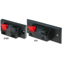 Conector de panel de altavoz o alimentación 212