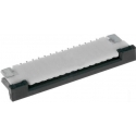 Conectores FFC-FPC-ZiF paso 1mm