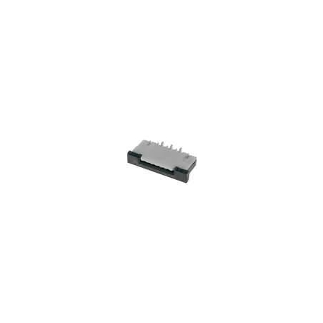 Conectores FFC-FPC-Zif SMD Recto 1mm 4-6pin