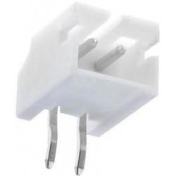 Conectores NSG Acodado paso 2mm
