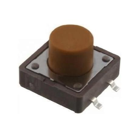 Pulsador Tact Switch de 12x12mm SMD