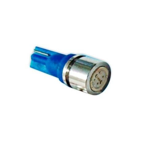 Bombillas LED T10 12v Azul