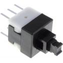 Conmutador/pulsador 2c/2pos.8X8X8mm