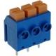 Bornas circuito impreso presion 3pin DG390 5mm