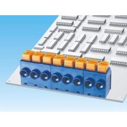Bornas circuito impreso de presión DG390 5mm