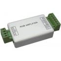 Mini Amplificador PWM 3 canales Led o RGB 5-24v.12A.