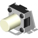 Pulsador Tact Switch de 6x6mm SMD acodado