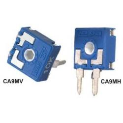 Potenciómetros Ajustables CA9MV y CA9MH