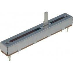 Potenciómetros Deslizantes 88x12.5x11mm, eje de 15mm
