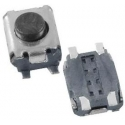 Pulsador SMD 4.6x3mm Tact Switch TS17B