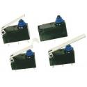 Micro Interruptores final de carrera ip67 Omron