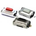 Pulsadores Tact Switch SMD de 6.5x3.5x3mm