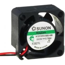 Ventilador refrigeración 5v. 20x20x10mm