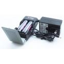 Cargador de Baterias de Litio Soshine S2 V3