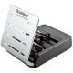 Multi Cargador de Baterias de Litio Soshine S1Mix