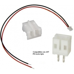 Conector Cable JST-PH 2mm