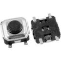 Pulsador Tact Switch SMD de 3x3x1.5mm