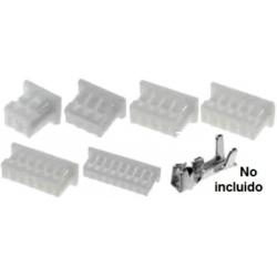 Conectores NX Hembras paso 1.25mm