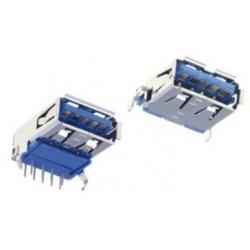 USB-A 3.0 Pcb-Smd Hembra