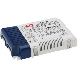 Fuentes Mean Well LCM, 40A, 6A para Led