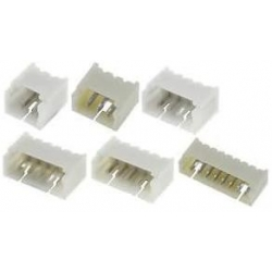 Conectores Macho Pcb Acodado NX paso 1.25mm