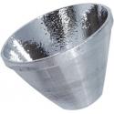 Reflector de Aluminio 42x33mm para Linterna C8