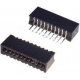 Conector FFC-FPC No ZIF 1mm SMD