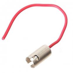Bases para Lámparas BA9S con cable