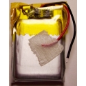 Micro Baterías Li-Po Planas 3.7v con PCM