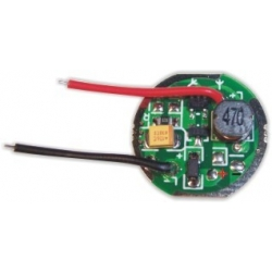 Drivers regulador de corriente 1 modo para Led 350-700mA. 3v...9v