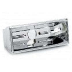 Reflector Lente de 40x16x13mm para Led Lumileds