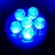 Bombillas LED T10 W5W Azul 12v