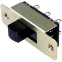 Interuptor deslizante 2C-2pos.S22