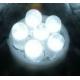 Bombillas LED T10 W5W Blanco 12v
