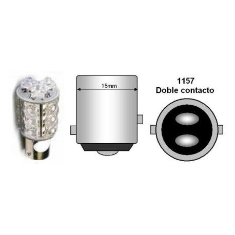 Bombillas LED P21-5w-20Led