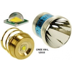 Cabezales 26mm Led CREE XM-U2-U3 para Linternas
